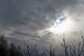 Ciel et nuage de Bretagne, beauté naturel !